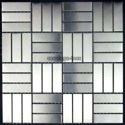 carrelage le plus grand choix de carreaux et mosa ques en inox carrelage. Black Bedroom Furniture Sets. Home Design Ideas