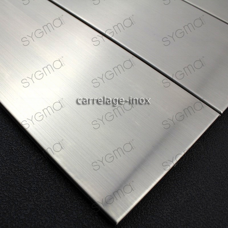 Mosaique et carrelage inox regular 98 for Carrelage mosaique
