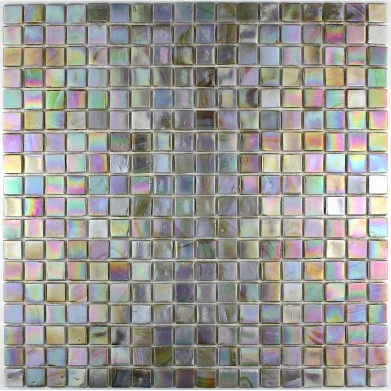 Carrelage douche cr dence cuisine carrelage salle de bain for Mosaique carrelage verre