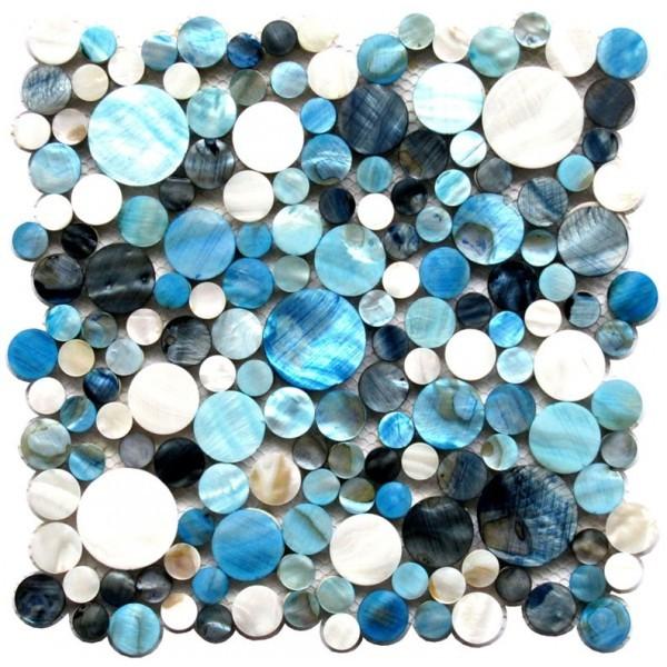crdence cuisine mosaque carrelage salle de bain carrelage douche - Carrelage Sol Bleu Turquoise