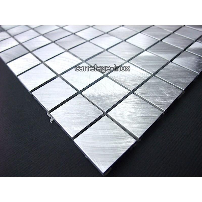 Mosaic and tile aluminium alu 20 for Mosaica carrelage