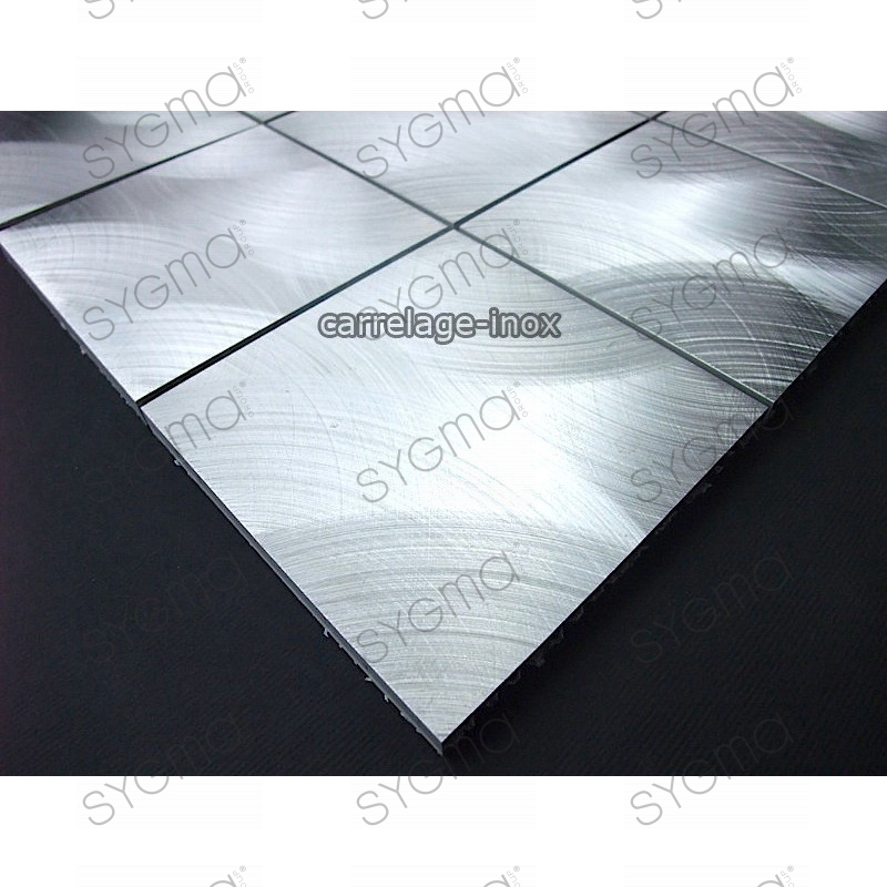 Mosaique et carrelage aluminium alu 98 for Carrelage 06