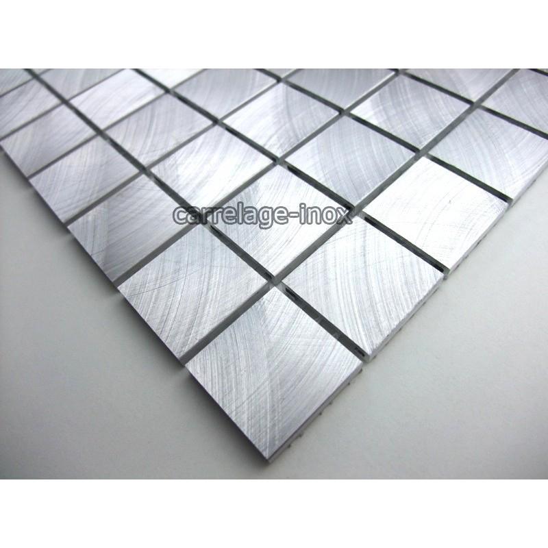Mosaic and tile aluminium alu 25 for Mosaica carrelage