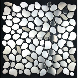 Mosaique-inox-carrelage-faience-credence-GALET