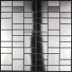 Mosaic stainless steel tile kitchen splashback argos