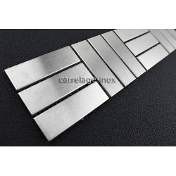 frise listel inox metal DUPLICA 64