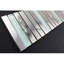 Frise listel bordure inox metal MULTI INOX LINER