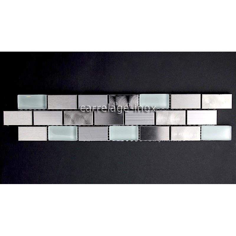 frise listel bordure inox metal multi inox brique. Black Bedroom Furniture Sets. Home Design Ideas