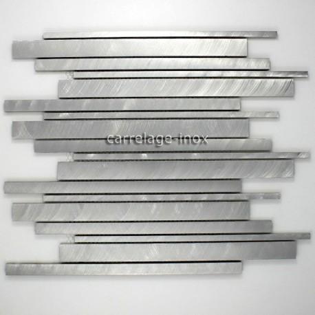 mosaique carreaux en aluminium modele PHANTOM