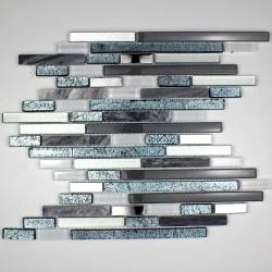 Azulejo mosaico de cristal mosaico de cristal de la ducha Vibe