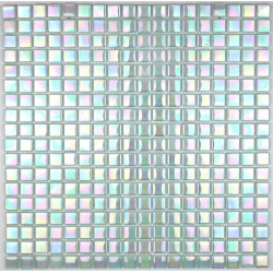 mosaïque verre salle de bain piscine hammam murano 15