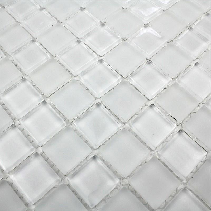 Mosaique verre salle de bain piscine hammam matblanc-23 ...