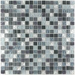 carrelage salle de bain carrelage douche mosaïque verre et pierre mezzo