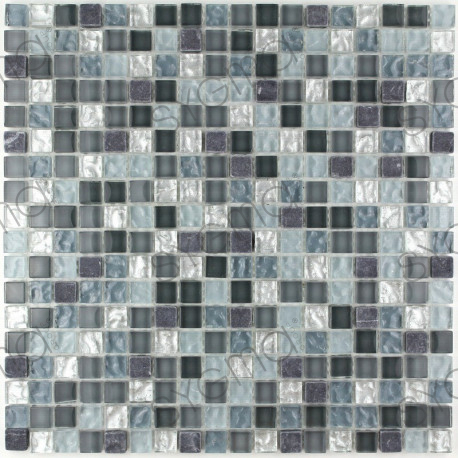 mosaico de vidrio y piedra mvp mezzo carrelage. Black Bedroom Furniture Sets. Home Design Ideas