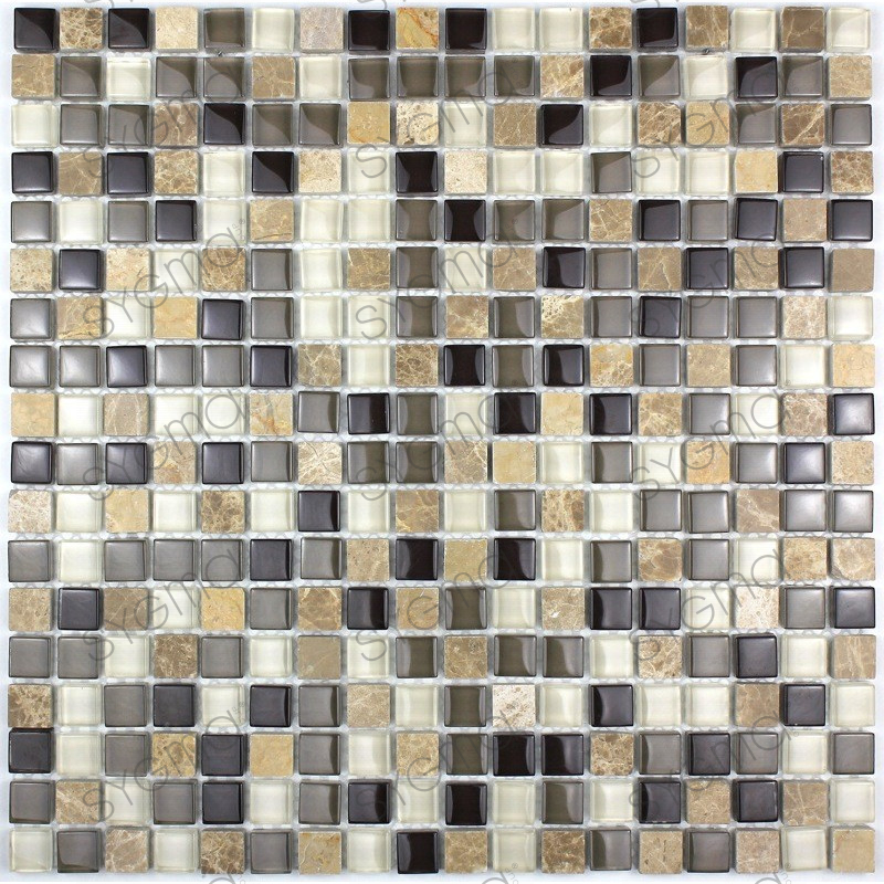 Tiles mosaics bathroom shower glass and stone mvp maggiore for Carrelage stone
