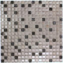 carrelage salle de bain carrelage douche mosaïque verre et pierre helios