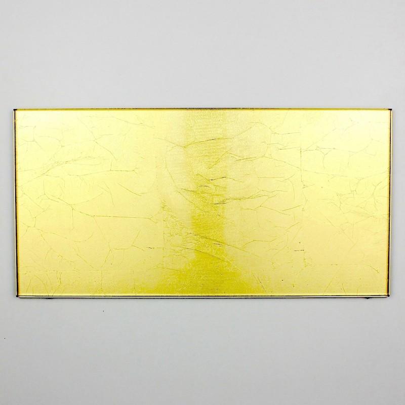 Tile glass splashback in kitchen bottom of kitchen hood for Carrelage inox credence