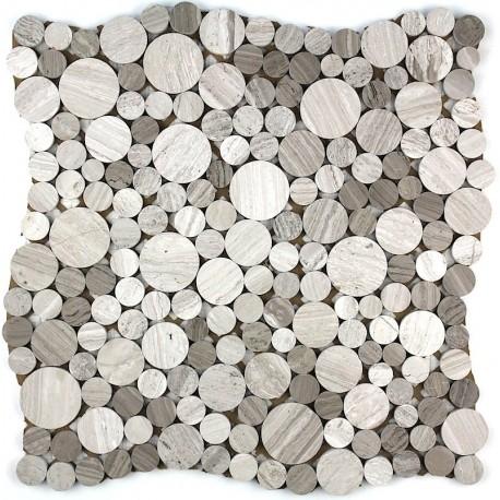 douche italienne mosaique pierre sol et mur salle de bain cover. Black Bedroom Furniture Sets. Home Design Ideas