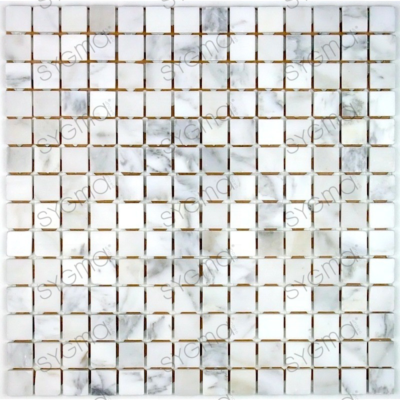 Marble stone mosaic shower and bathroom mp opale for Carrelage stone