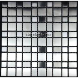 Mosaico en Acero Inoxidable modelo 1M2 COMPO