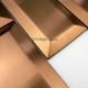 carrelage pour mur en intox metro cuivre