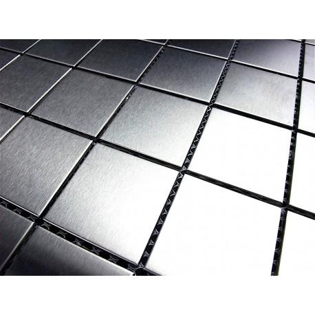 sample stainless steel mosaic regular 48