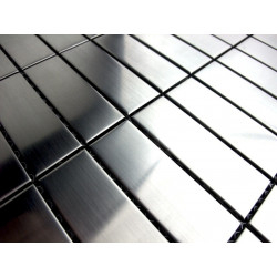 sample of mosaic stainless steel rectangular74