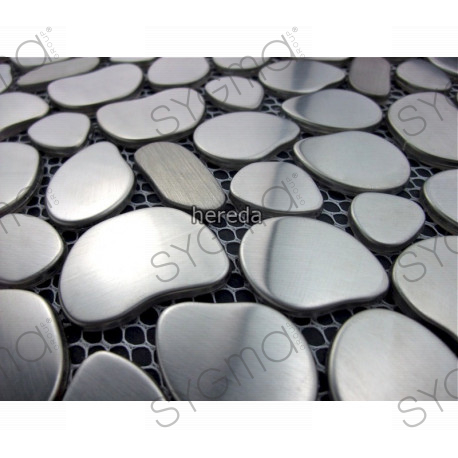 sample stainless steel mosaic for bathroom compo