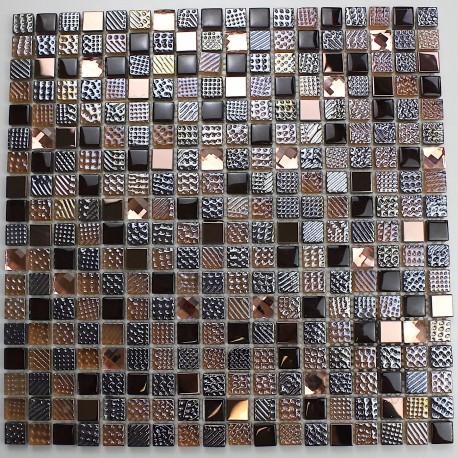 mosaique de verre pour sol et mur mv inesse carrelage. Black Bedroom Furniture Sets. Home Design Ideas