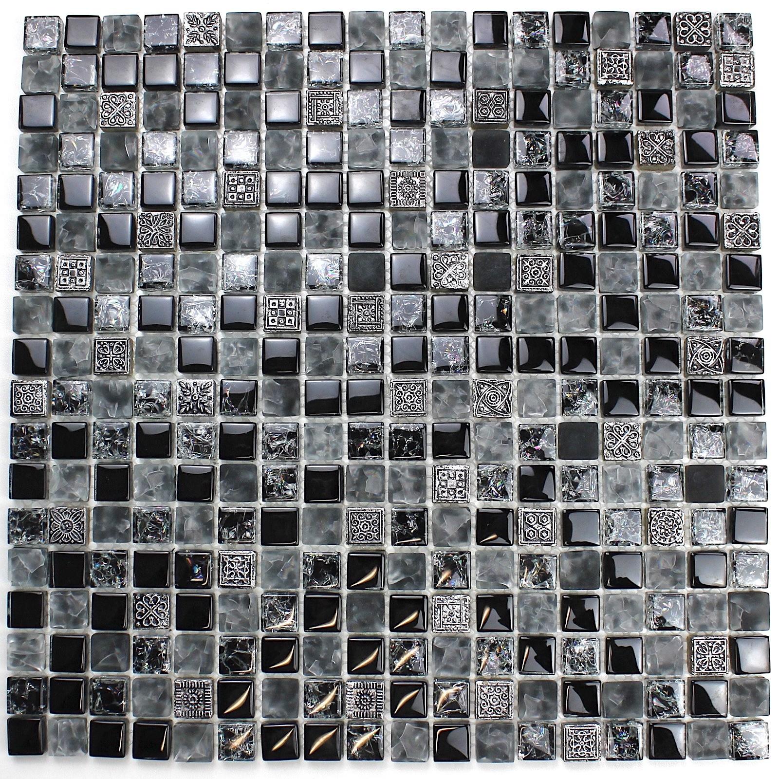 carrelage mosaique en verre et pierre pas cher mvp-shiro ...