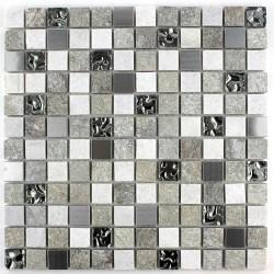 mosaico de cuarzo suelo y pared de la ducha y cuarto de baño mp-swiri