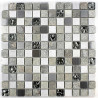 Carrelage mosaique quartz sol et mur douche et salle de bain mp-swiri