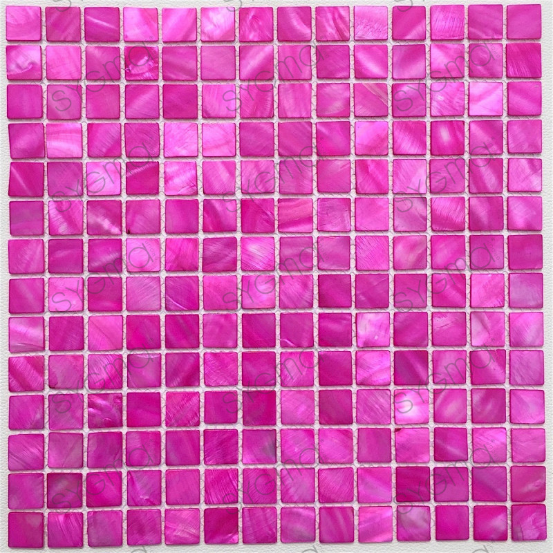 Charmant ... Mother Pearl Mosaic For Shower Floor And Wall Bathroom Odyssee Rose ...