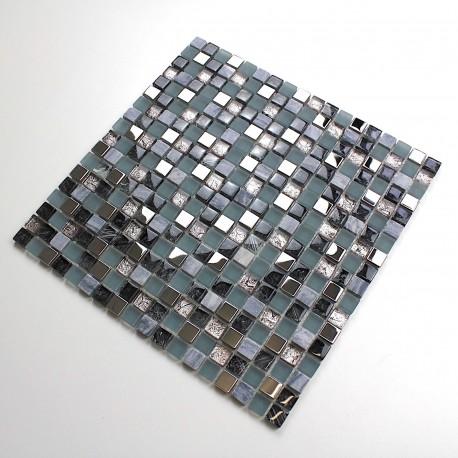 mosaique en verre et pierre carrelage sol douche mvp galb carrelage. Black Bedroom Furniture Sets. Home Design Ideas