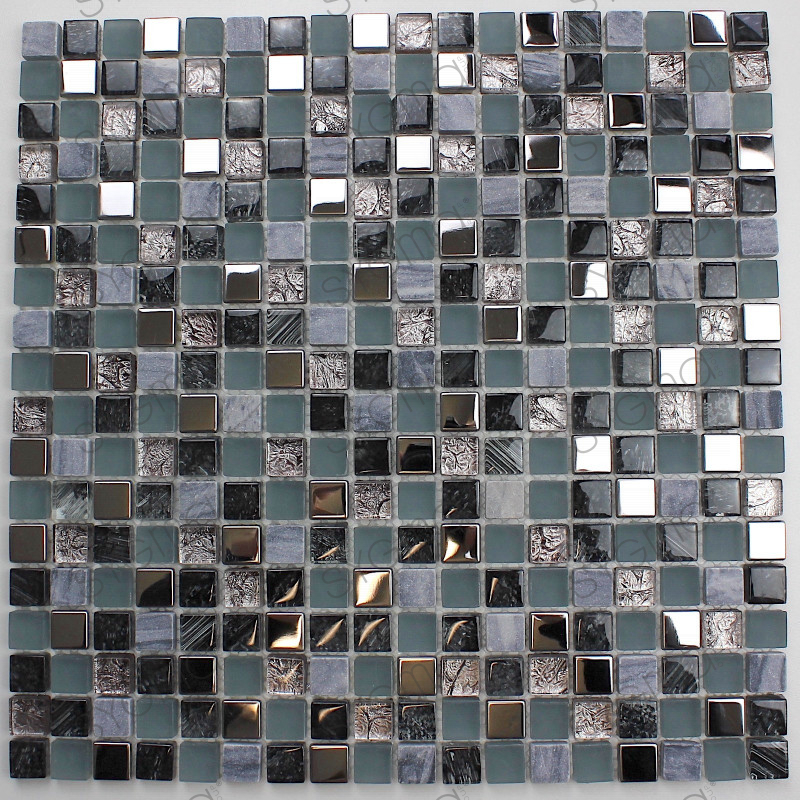 mosaique en verre et pierre carrelage sol douche mvp galb carrelage. Black Bedroom Furniture Sets. Home Design Ideas