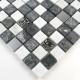 Carrelage pierre mosaique quartz bicolore mp-ethno