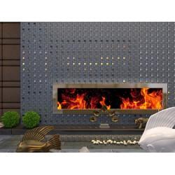 Azulejo mosaico de vidrio bano y pared cocina mv-fargo