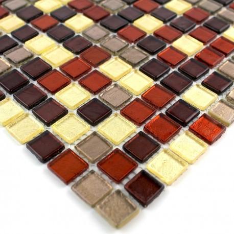 glass mosaic sample model mv-tuno