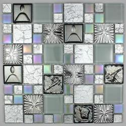 tile mosaic wall bathroom shower and kitchen Lugano