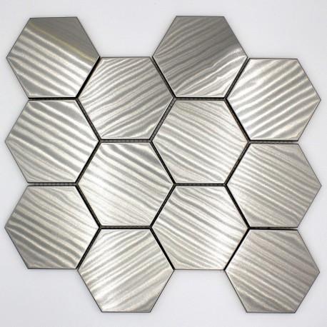 mosaicos acero muro y suelo cocina y baño lorko
