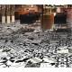 Patchwork tile ceramic imitation cement zeal