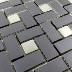 muestra mosaico de vidrio modelo Juhli