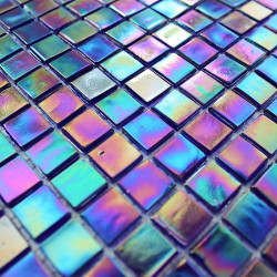 muestra mosaico de vidrio modelo mv-rainbowpetrole