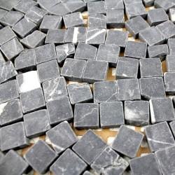 echantillon mosaique de pierre modele mp-lullinoir