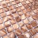 sample sheel mosaic tile model odyssee-marron