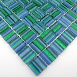 echantillon mosaique en verre modele mv-candyvert