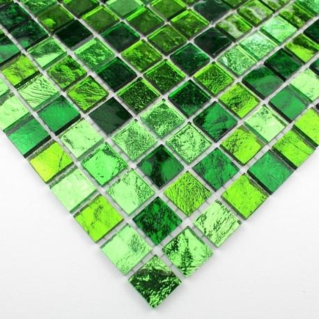 azulejo muestra mosaico suelo y muro de vidrio mv-glossvert