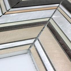 tile wall mosaic aluminium kitchen and bathroom 1m-theko