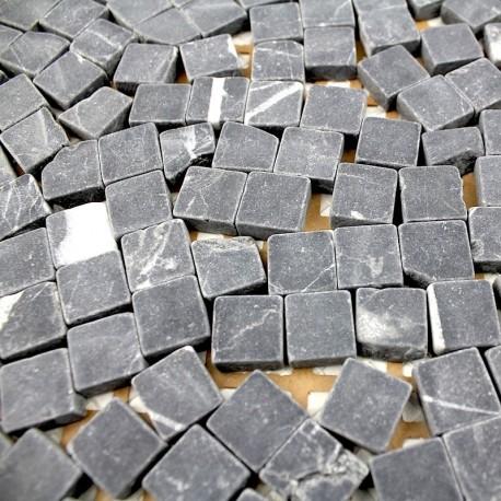 stone tile mosaic floor and wall 1m-lullinoir