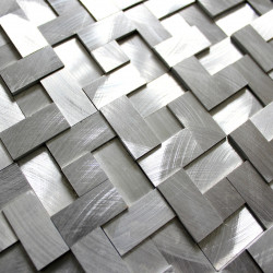 aluminium mosaic tile for wall 1m Sekret